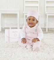 Baby M.D. Layette Set in Doctor's Bag Gift Box - Pink
