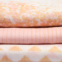 3-Pack Swaddles - Metallic Primrose Birch