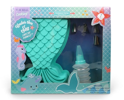 Mermaid Cake Baking Set