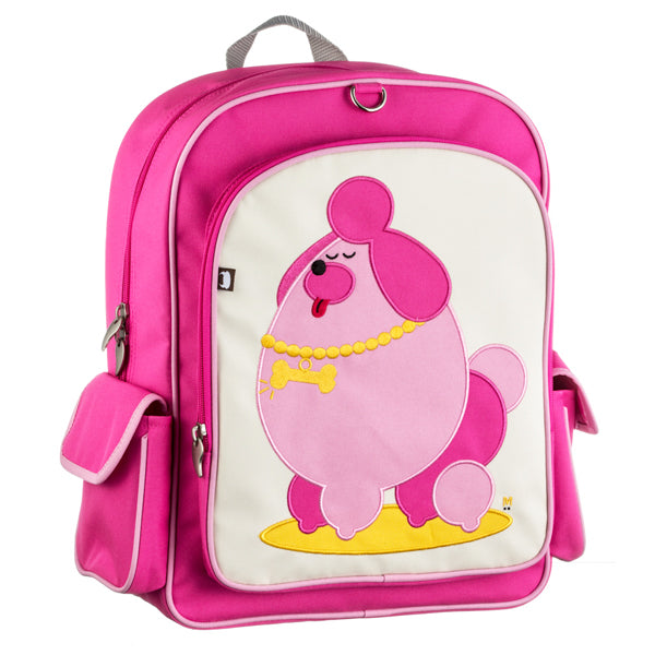 Big Kid Backpack (old style) - Pocchari the Poodle