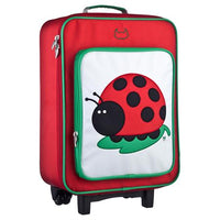 Wheelie Bag - Juju the Ladybug