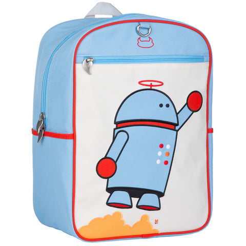 Big Kid Backpack - Alexander the Robot