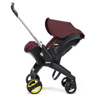 Doona+ Stroller and Infant Car Seat - Cherry