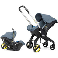 Doona+ Stroller and Infant Car Seat - Marine