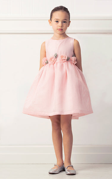 Baby Doll Flowers Dress