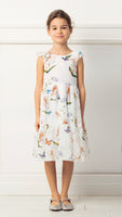Butterfly Grove Diana Dress
