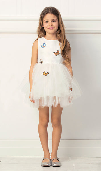 Baby Doll Butterfly Dress