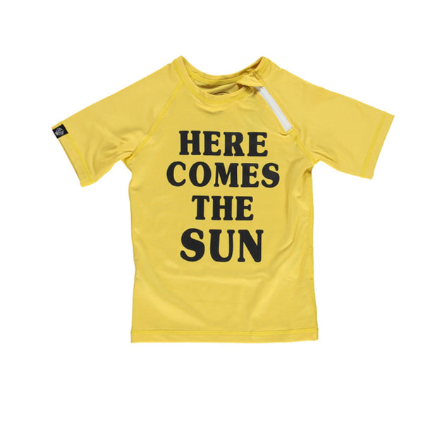 Here Comes The Sun Rash Guard
