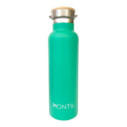 Montii Insulated Water Bottle - Green