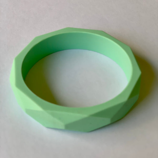 Teething Bangle - Mint