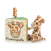 If I were a Giraffe Book with Bashful Giraffe