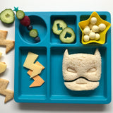 Lunch Punch Sandwich Cutters - Superhero