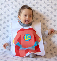 Big Bib Hurray! Superhero Bib
