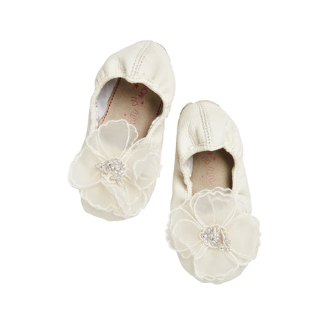 Footprints Ballet Flats - Milk