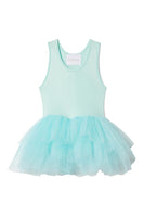 Tutu Dress - Birdie Blue