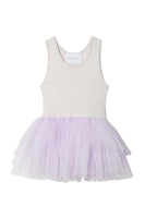 Tutu Dress - Billie Purple