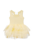 Tutu Dress - Penny Yellow