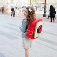 Big Kid Backpack (old style) - Juju the Ladybug