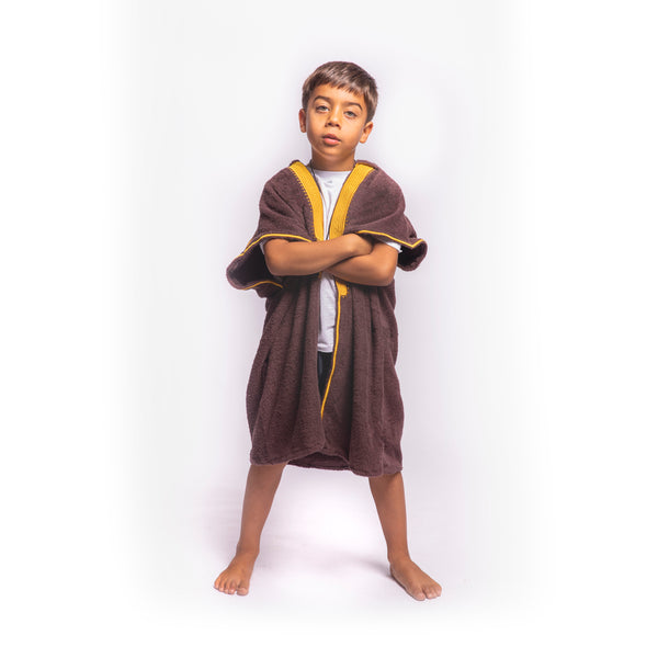 Little Bisht - Brown