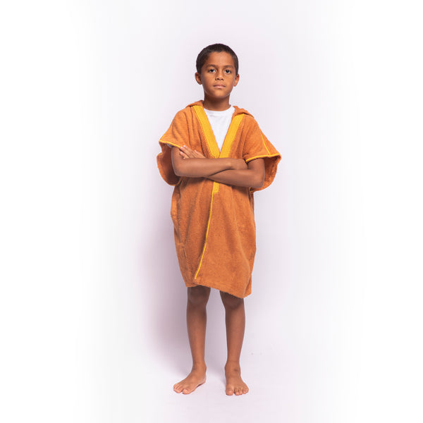 Little Bisht - Cinnamon
