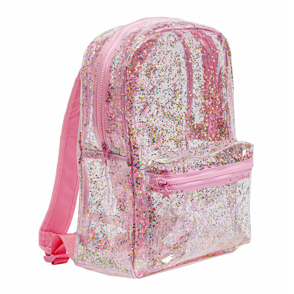 Backpack - Glitter Backpack - Pink