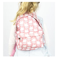 Mini Backpack - Swans