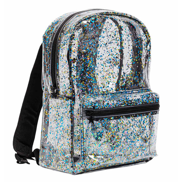 Backpack - Glitter Backpack - Black