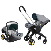 Doona+ Stroller and Infant Car Seat - Storm