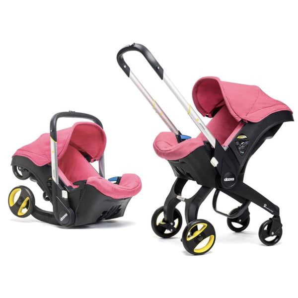 Doona+ Stroller and Infant Car Seat - Sweet