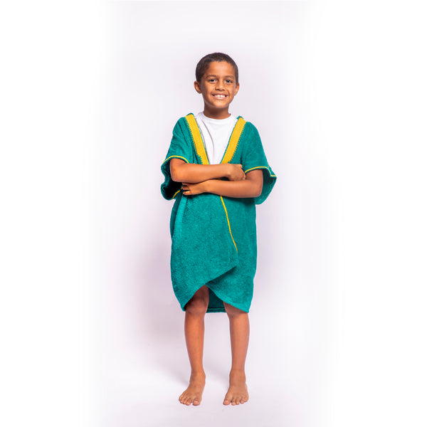 Little Bisht - Green
