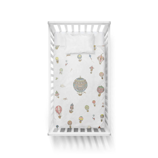 Duvet Cover - Hot Air Balloons