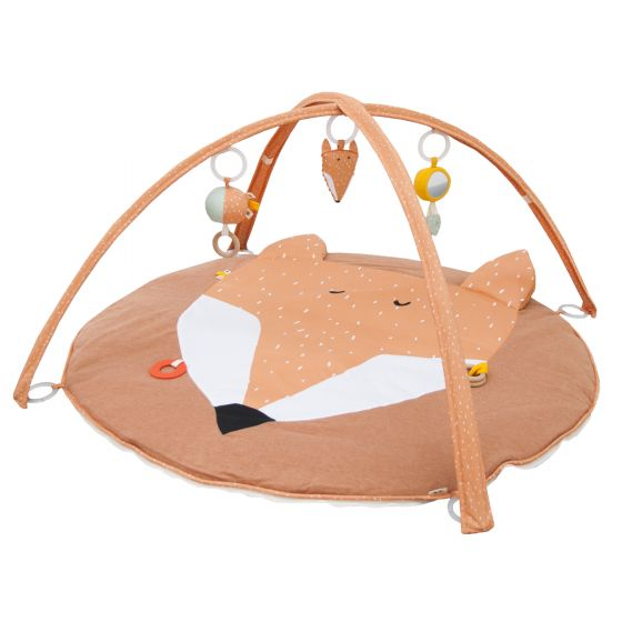 Mr. Fox Activity Mat