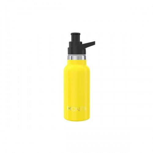 Small Montii Insulated Water Bottle - Yellow