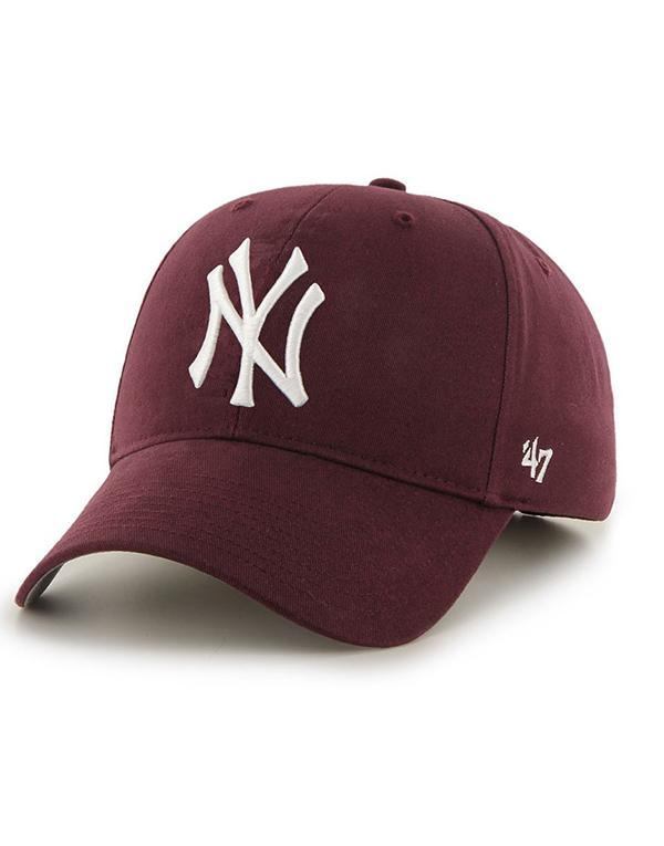 47 Brand New York Yankees MVP Cap