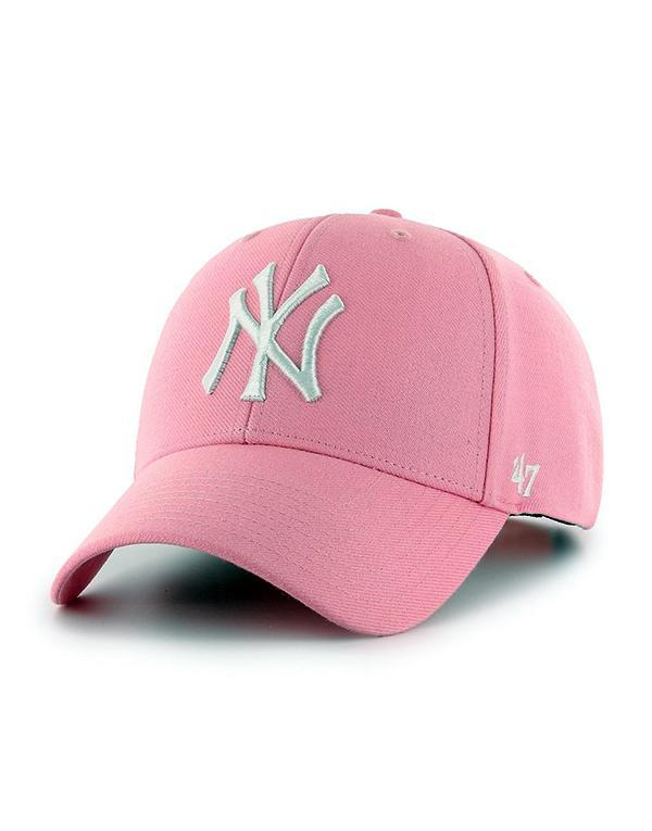 47 Brand New York Yankees MVP Snapback Cap hos Stillo