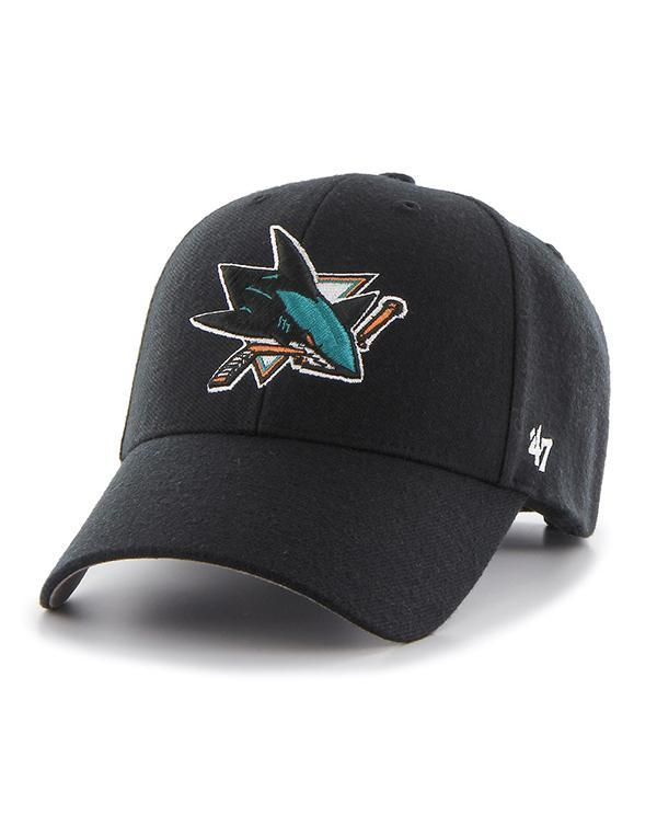47 Brand San Jose Sharks MVP Cap hos Stillo