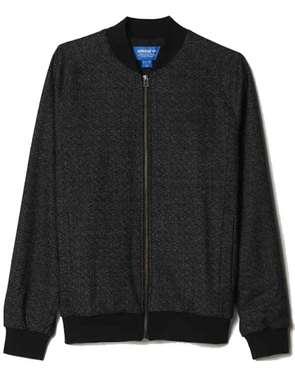 Adidas Tweed SST Jacket hos Stillo