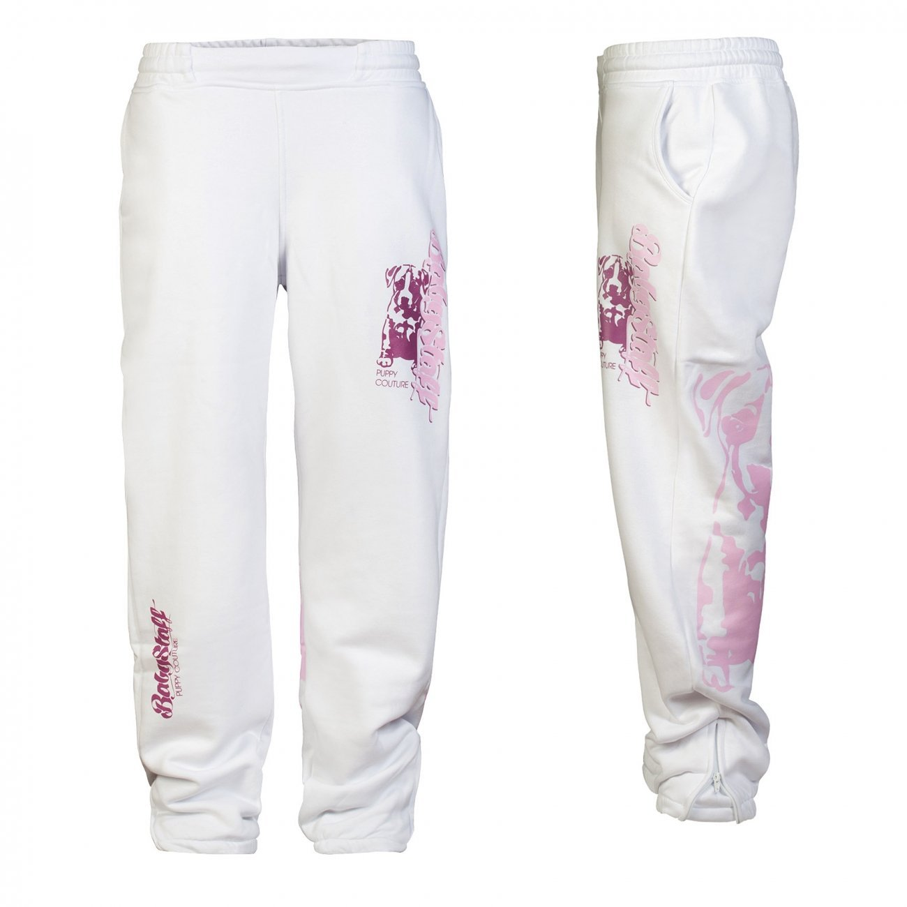 Babystaff Merah Sweatpants - weiss hos Stillo