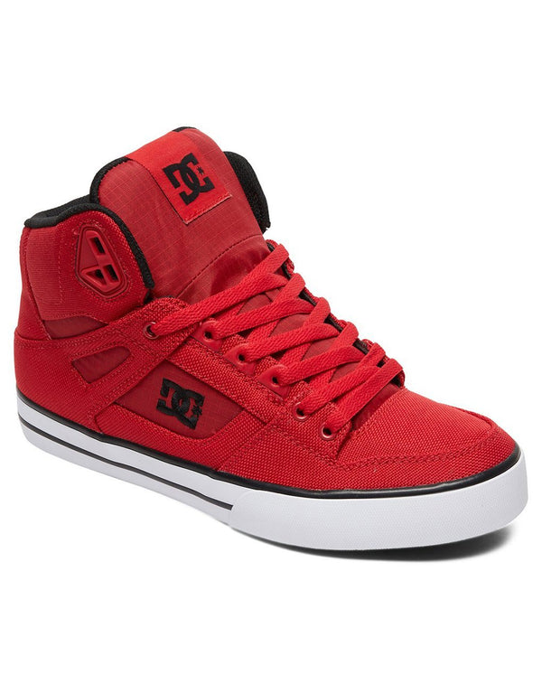 DC Pure WC TX SE High-Top Shoes