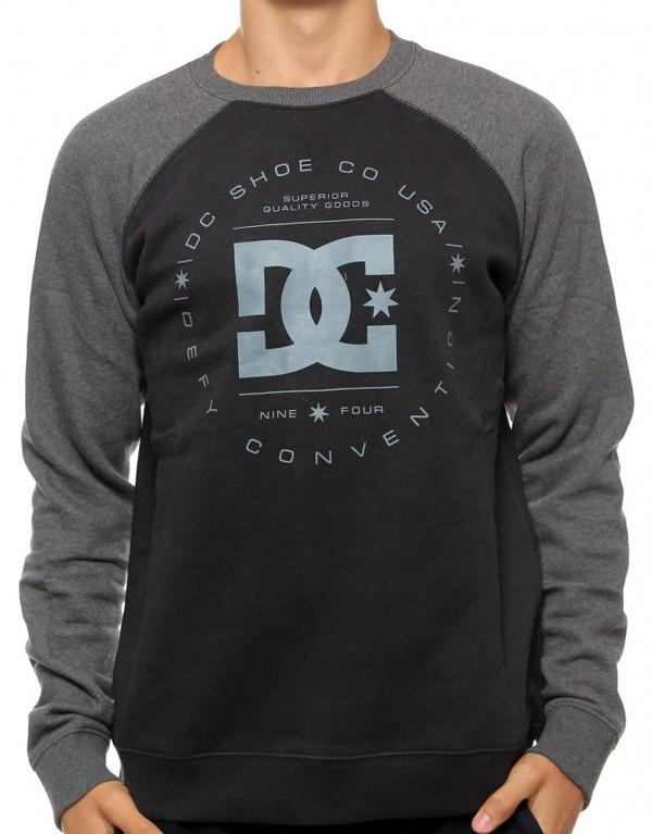 DC Rebuilt Sweater hos Stillo