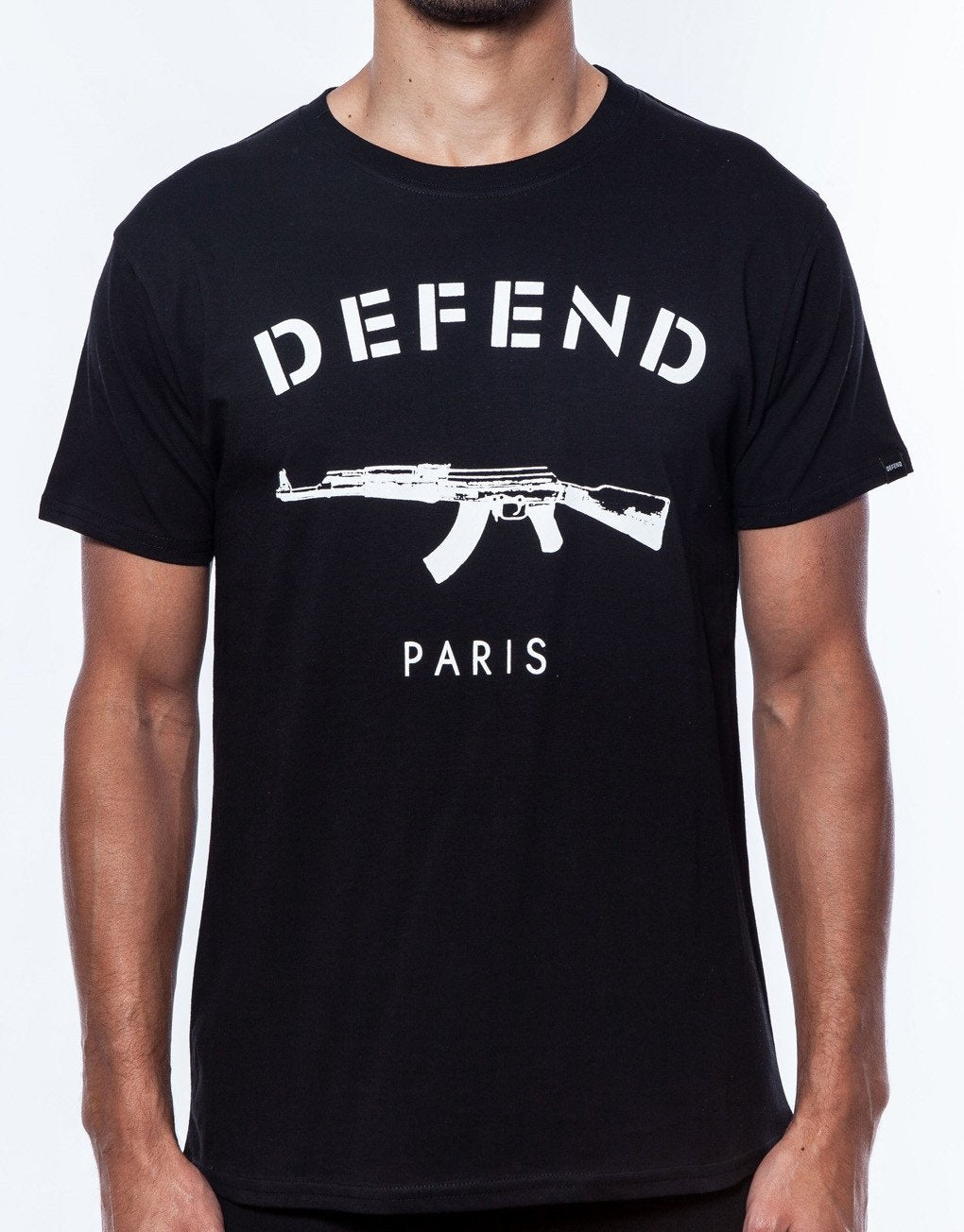 Defend Paris Paris T-Shirt hos Stillo