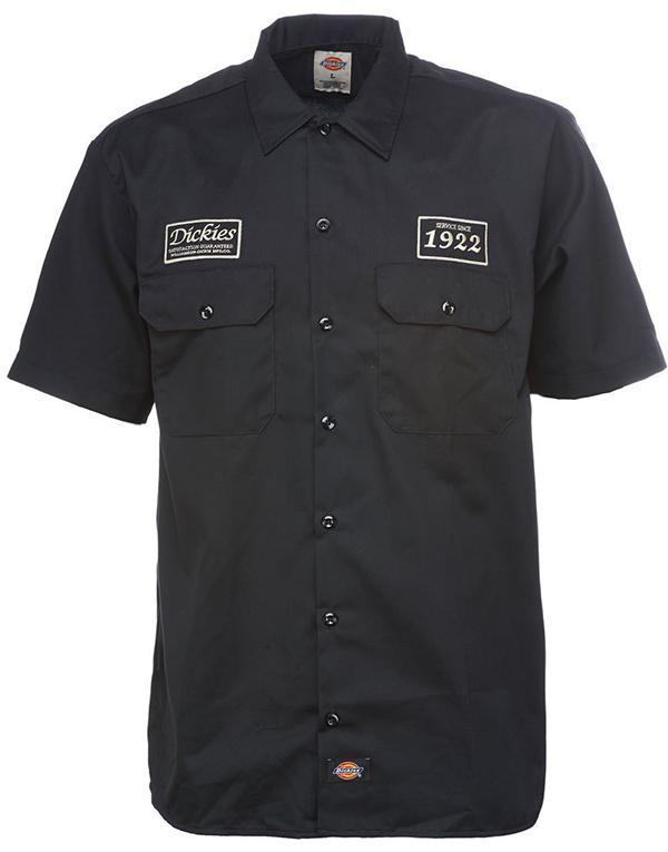 Dickies North Irwin S/S Shirt hos Stillo