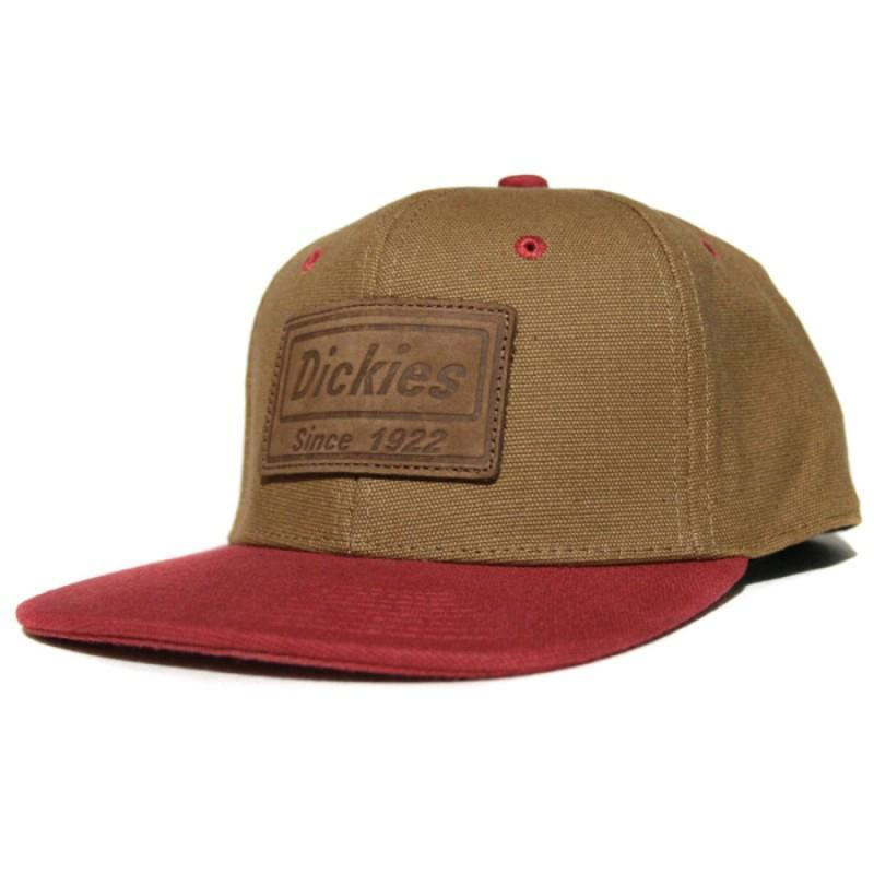 Dickies Wisconsin Snapback Cap hos Stillo