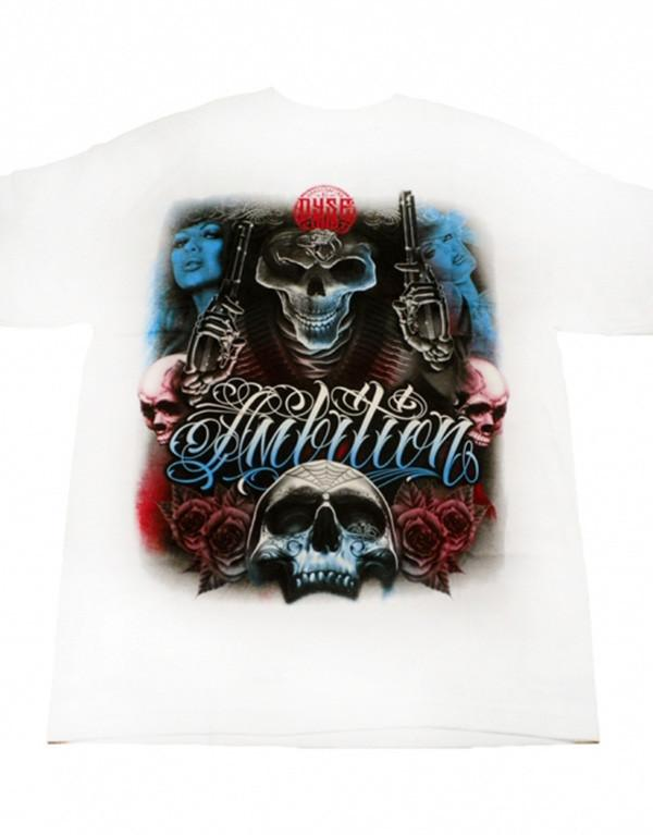 Dyse One Ambition T-Shirt hos Stillo