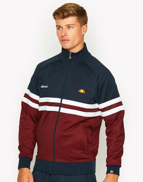 Ellesse Rimini Track Top hos Stillo