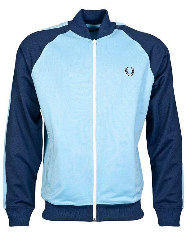Fred Perry Track sweatshirt Navy