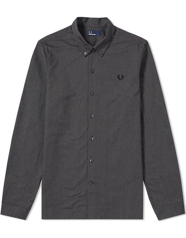 Fred Perry Brushed Oxford Shirt hos Stillo