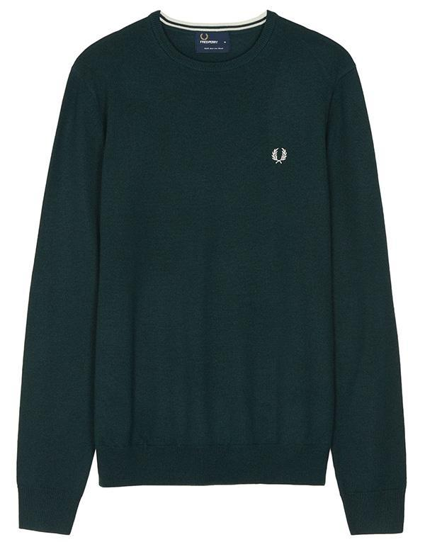 Fred Perry Classic Crewneck hos Stillo