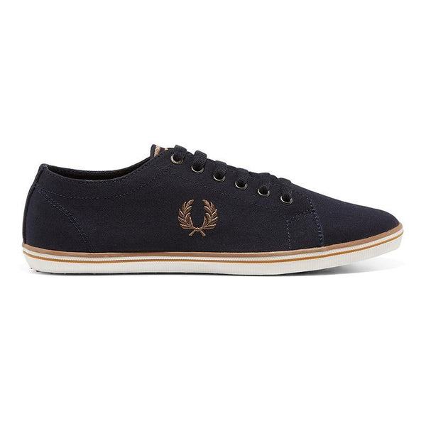 Fred Perry Kingston Twill Sneakers hos Stillo