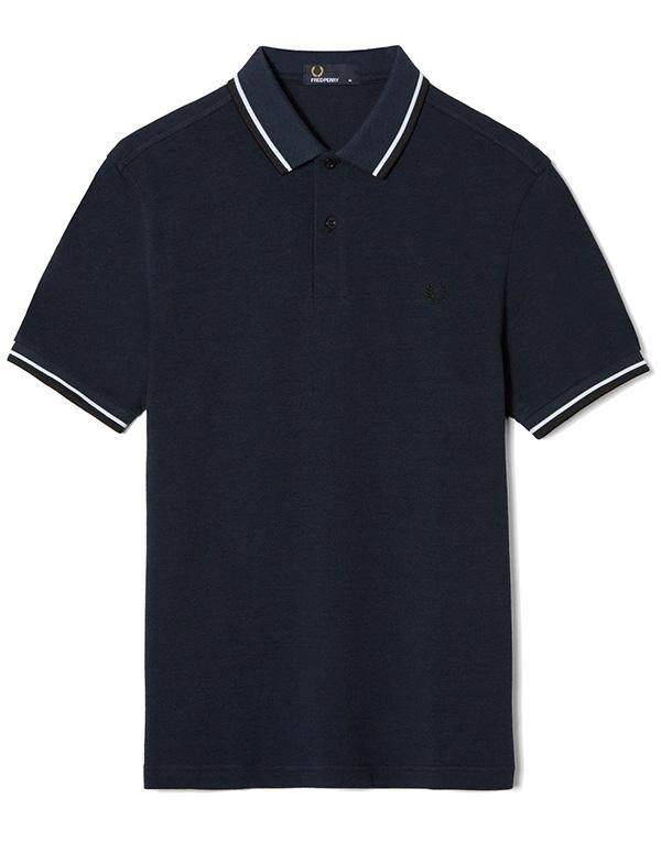 Fred Perry Twin Tipped Polo S/S hos Stillo